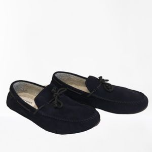 Cole Haan Grand OS dark navy blue Suede Shoes